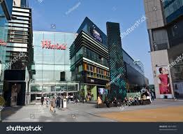 london ukmarch 15 view westfield stratford stock photo 98214581