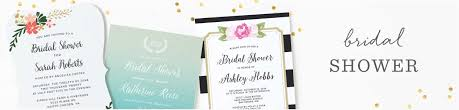 bridal shower invitations u0026 wedding shower invitations basicinvite