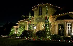 How To Hang Christmas Lights Outside by Outside Christmas Lights Texas Best Template Collection