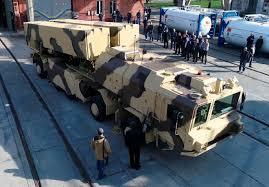 yuzhnoye design bureau unveils tactical missile system defence
