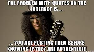 Slash Meme - slash quotes meme on imgur
