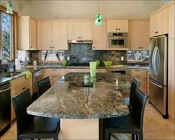 kitchen colours that go with pine wood dark cabinets light