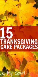 care package ideas for college students 15 thanksgiving care packages