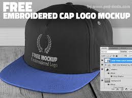 free baseball cap mockup psd illustrations and posters