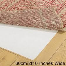 Anti Slip Rug Pad Anti Slip Rug Underlay 60cm Carpet Runners Uk