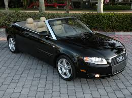 audi a4 2007 convertible 2008 audi a4 2 0t convertible for sale in fort myers fl