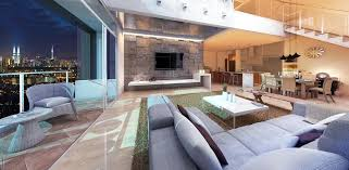 Living Room Interior Design Photo Gallery Malaysia Sunway Montana Townhouse Malaysia Properties Sunway Property