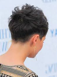 pictures of back pixie hairstyles back view of short pixie haircuts 98 with back view of short pixie
