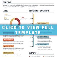 resume templates that stand out infographic resume template stand out infographictemplates