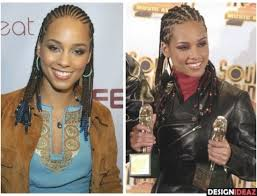 beaded braid hairstyles prime alicia keys braids with beads braiding hairstyles blog s