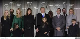 donald trump family melania ivanka and barron trump who is the new first family