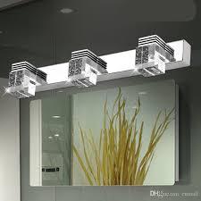 Bathroom Led Mirror Light Wholesale Wall Ls At 49 21 Get Led Mirror Light Modern Luxury
