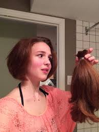 i donated my hair album on imgur
