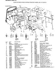 cub cadet 2155 wiring diagram cub cadet service manual free 2155