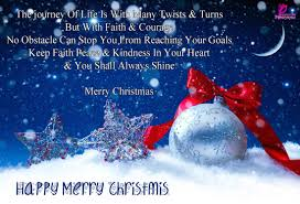 christmas message quotes like success