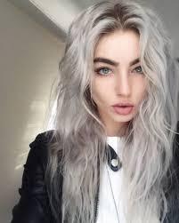 trendy grey hair grey hairstyle hairstyles