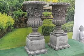 garden urns and planters in uk geoffs garden ornaments