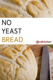 Yeast For Bread Machines Best 25 No Yeast Bread Ideas On Pinterest Easy Bread Easy