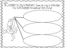 Thinking Map Lilly U0027s Purple Plastic Purse Mini Unit First Grade Wow Bloglovin U0027