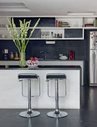 Modern Small Kitchen Design Ideas Interior Chic Kitchen Interior Decoration With White L Shaped
