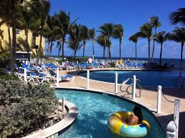 relaxing day at the pelican grand beach resort stop having a