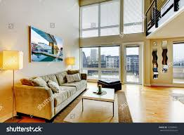 Modern Urban Green Loft Design Mosler Lofts Digsdigs by Contemporary Loft Apartment Bold Ideas Find Residence In Modern