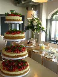 cheesecake wedding cake strawberry cheesecake wedding cakes candy cake weddings