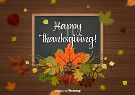 thanksgiving background vector free vector stock