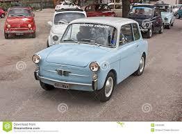 old italian economy car editorial stock image image 24592589