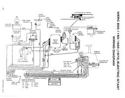 mercury cruiser outboard wiring diagram on mercury download