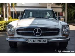 mercedes sl280 1968 mercedes sl 280 for sale gc 19546 gocars