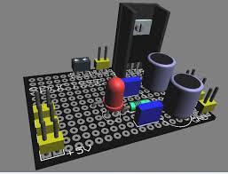 pcb designer perfboard veroboard design using proteus ares pcb designer 4 steps