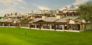 pebble beach unveils new accommodations that line fairway of first