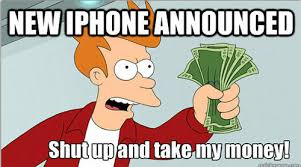 Funny Iphone Memes - 19 funny reactions to the iphone 5 smosh