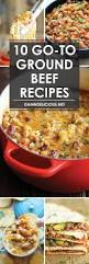 Quick Easy Comfort Food Recipes 10 Go To Ground Beef Recipes Damn Delicious