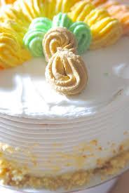 cake decorating made easy thanksgiving cake idea