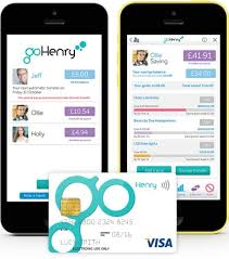 prepaid credit cards for kids gohenry the smart approach to pocket money for children