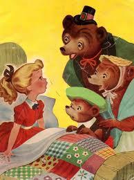 boucle d u0027or et les trois ours boucles contes et texte en prose