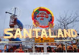 santa land hyde park stock photos santa land hyde park stock
