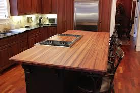 mahogany kitchen island sapele mahogany countertops j aaron