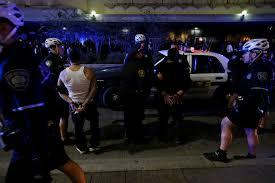 40 people involved in brawl near alamo christmas tree lighting
