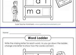 word ladder worksheets for first grade 1000 ideas about word