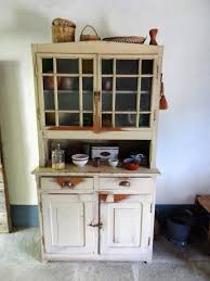 Kitchen Cabinet Used Free Images Wood Vintage Antique Retro Home Nostalgia
