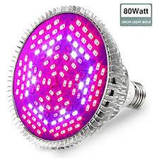 full spectrum light for plants amazon com pack of 4 esavebulbs 40w led grow light bulb full