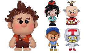 smash game open wreck ralph pop vinyls