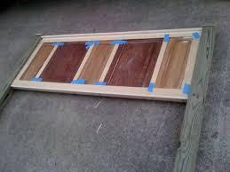 diy panel headboard remodel this house diy panel headboard