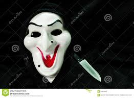 halloween ghost face stock image image 3351211