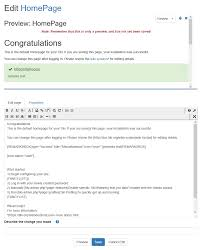 the wiki documentation for tiki wiki cms groupware