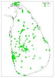 Internet Coverage Map Mobitel Coverage Mobitel