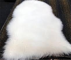Lamb Skin Rugs Amazon Com Sclm Genuine Sheepskin Rugs Single White Kitchen